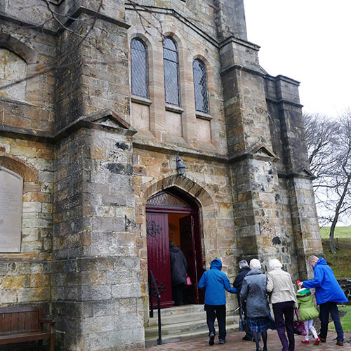 Muirkirk Parish Church